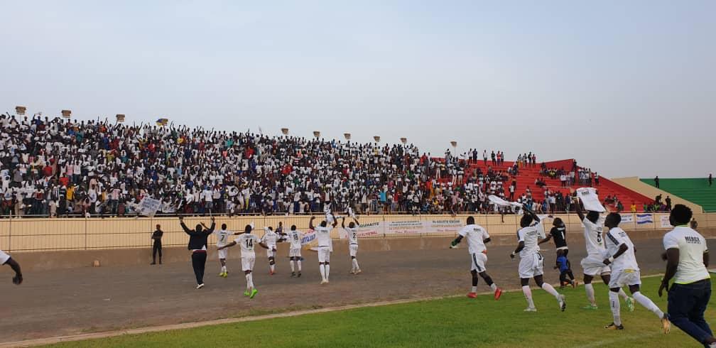 Coupe du Sénégal : Teungueth F.C remporte la coupe sur le score de 1 but à zéro, après 42 ans d'attente