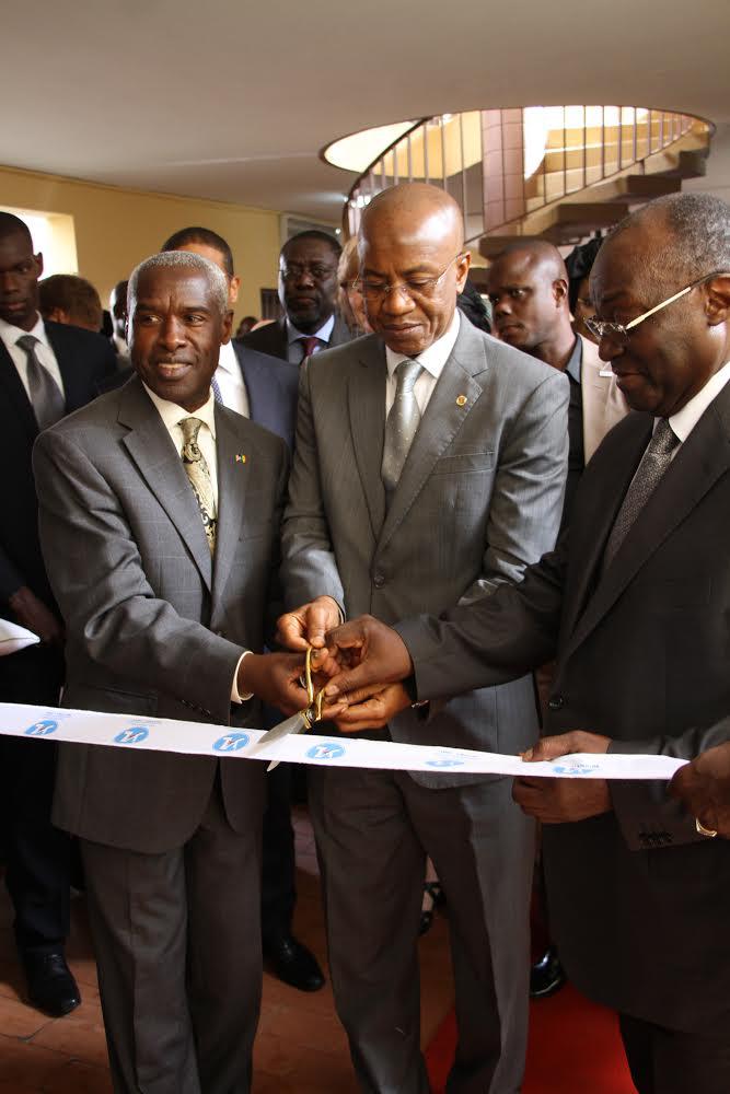 Inauguration officielle du siège du Centre Régional de Leadership Yali Dakar.