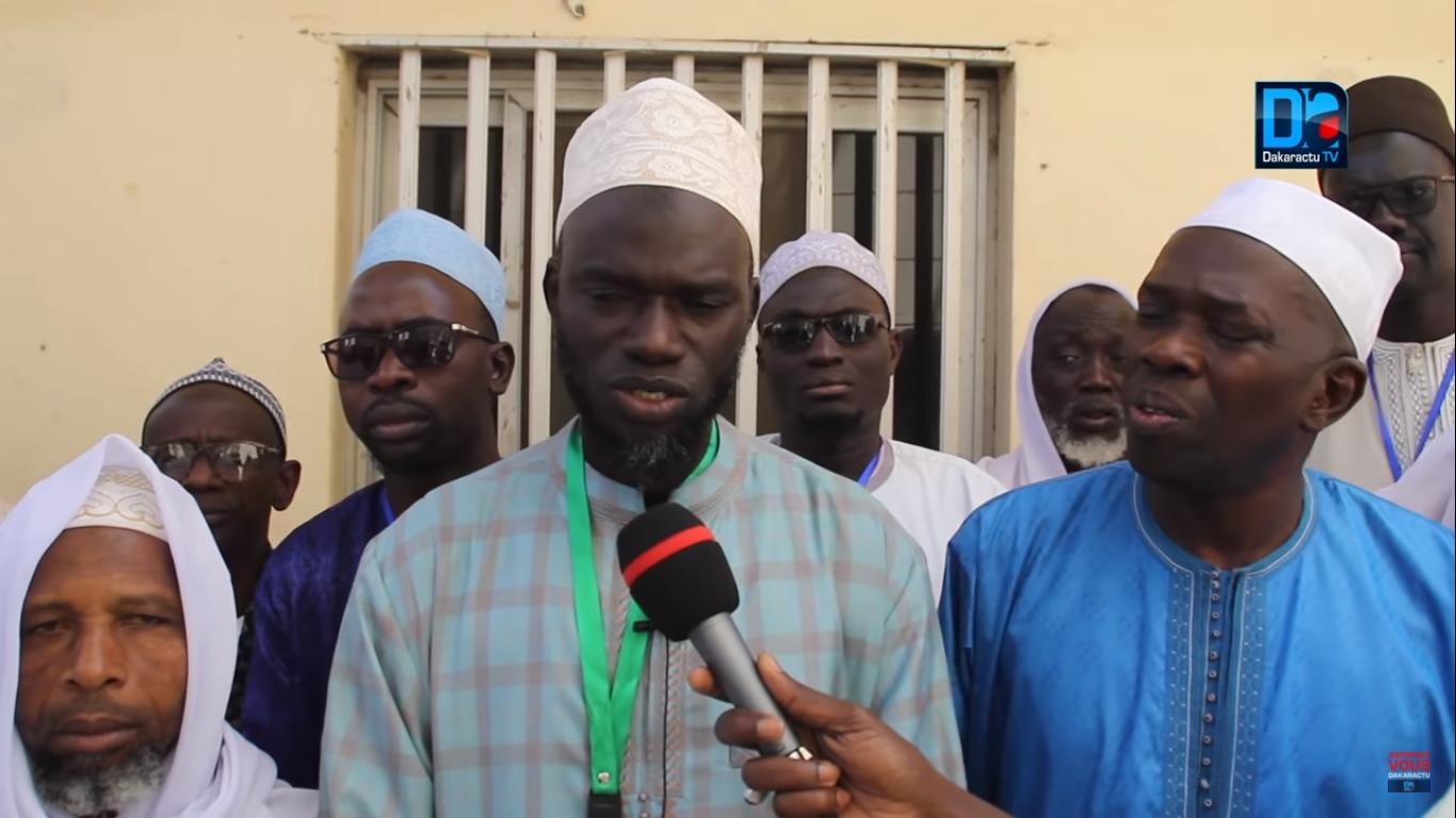 Rapport accablant de Human Rights Watch/ Imam Moustapha LO réfute : « Ils veulent juste dissuader les parents à inscrire leurs enfants dans les Daaras à l'approche des vacances… Ses enquêtes ont été  menées chez des escrocs…»