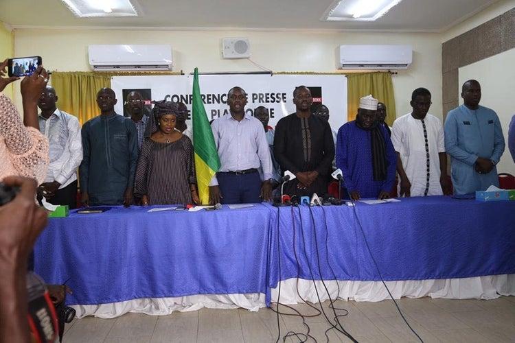 Le collectif AAR LI NU BOKK invite le PDS à rejoindre la dynamique pour «la sauvegarde du bien commun»