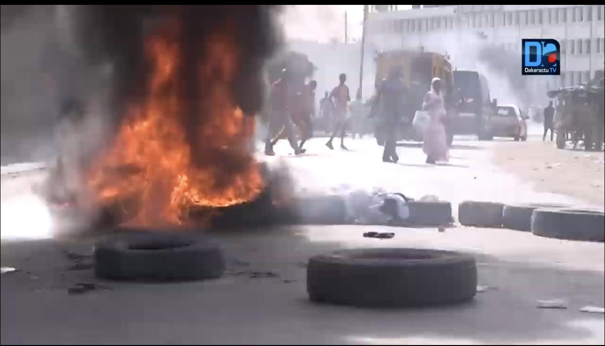 Koungheul / Affrontements entre gendarmes et Jakartamen : les locaux de la gendarmerie saccagés, deux blessés enregistrés des deux côtés