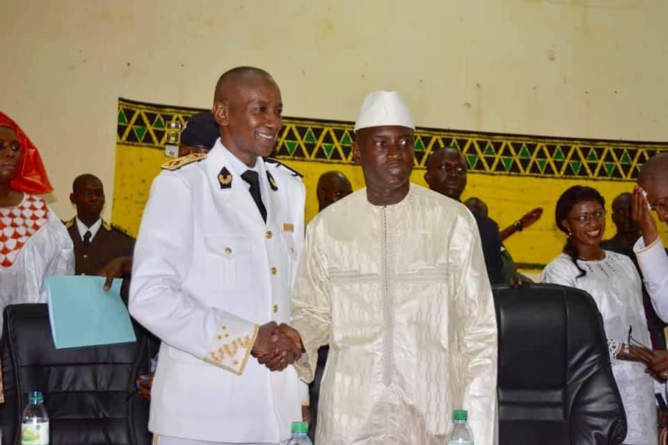 Matam : Le ministre de l'Intérieur Aly Ngouille Ndiaye a installé le nouveau Gouverneur