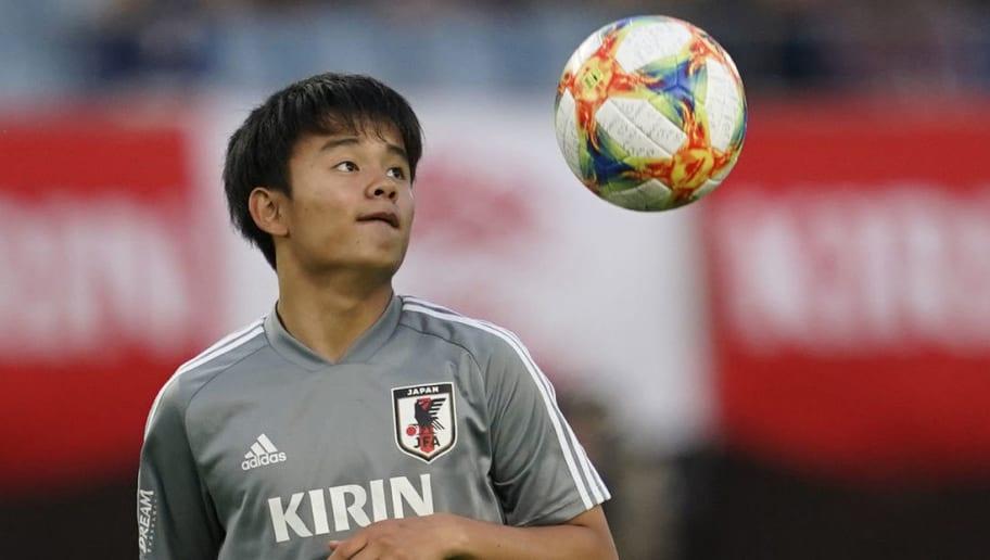 "Mercato : Le Real Madrid a recruté le ""Messi"" Japonais, Takefusa Kubo"
