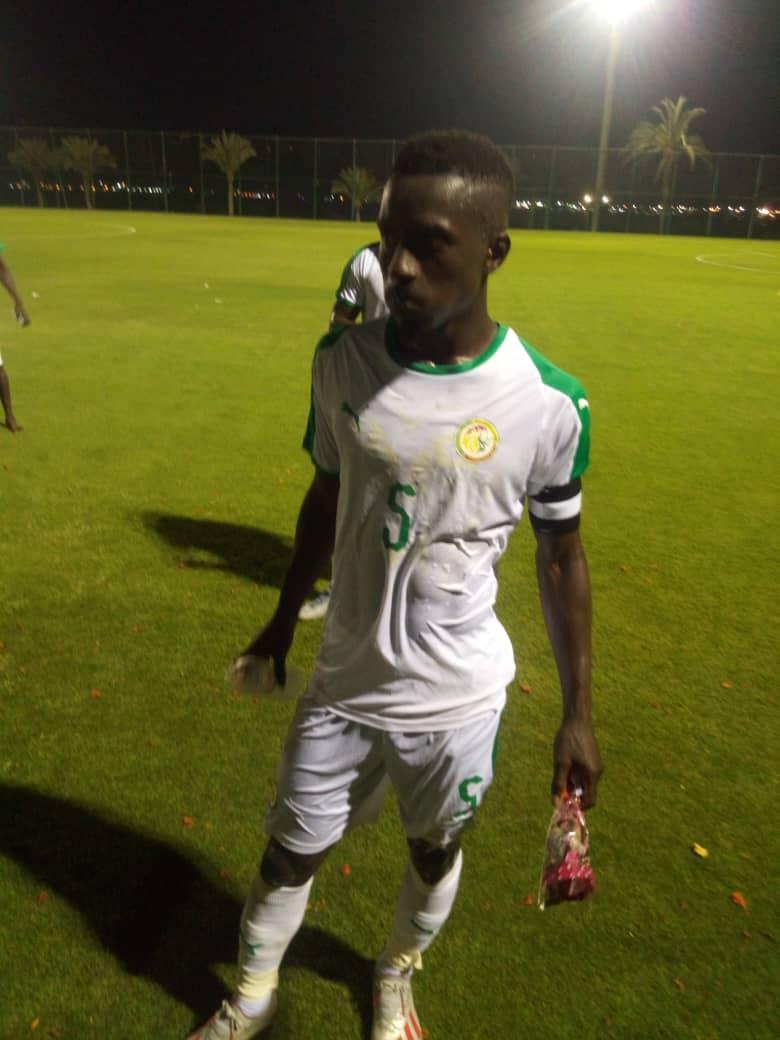Amical Sénégal-Nigéria (1-0) : Gana Guèye a hérité du brassard de capitaine