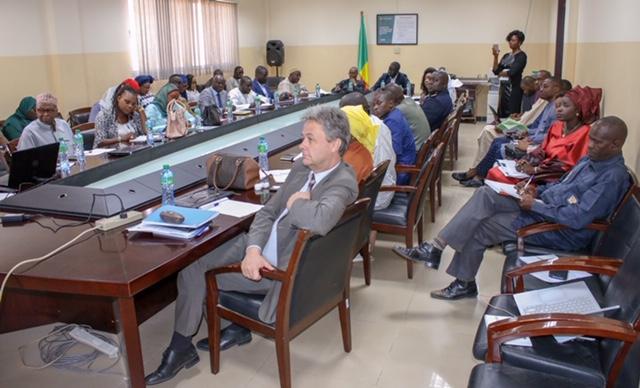 Projet Fichier unifié : Première réunion du comité de pilotage du devis programme n°3