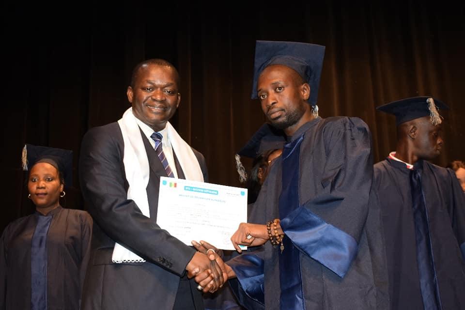 Tourisme et hôtellerie : 500 étudiants ont reçu leur diplôme ce vendredi