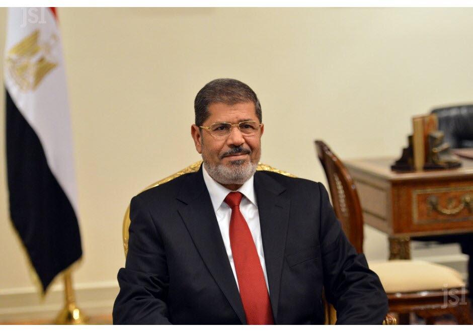 Egypte : Décès de l'ancien président Mohamed Morsi