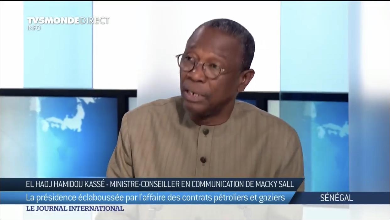 Sortie d'El Hadj Kassé sur TV 5 : Le démenti du camp de Aliou Sall