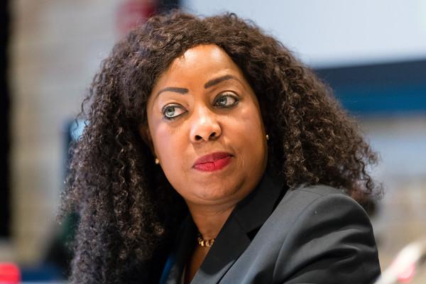 La secrétaire générale de la FIFA Fatma Samoura va conduire une mission d'audit à la CAF