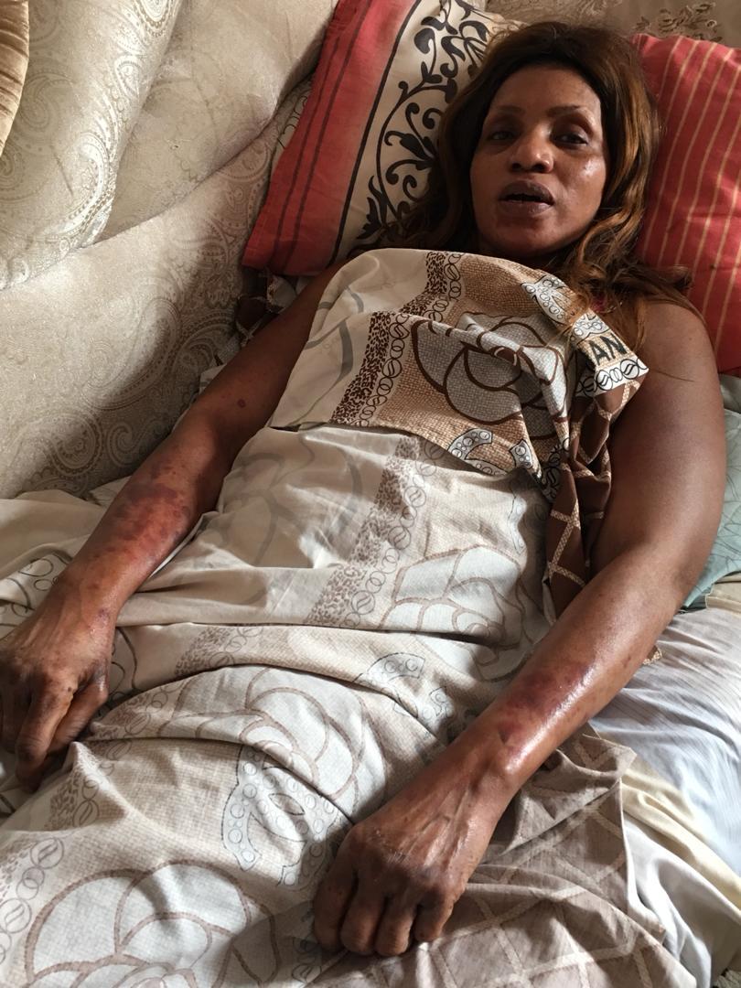 Cite Mixta : Une femme suicidaire qui tente de sauter du haut d'un immeuble se fait violenter par des ASP et menace de porter plainte