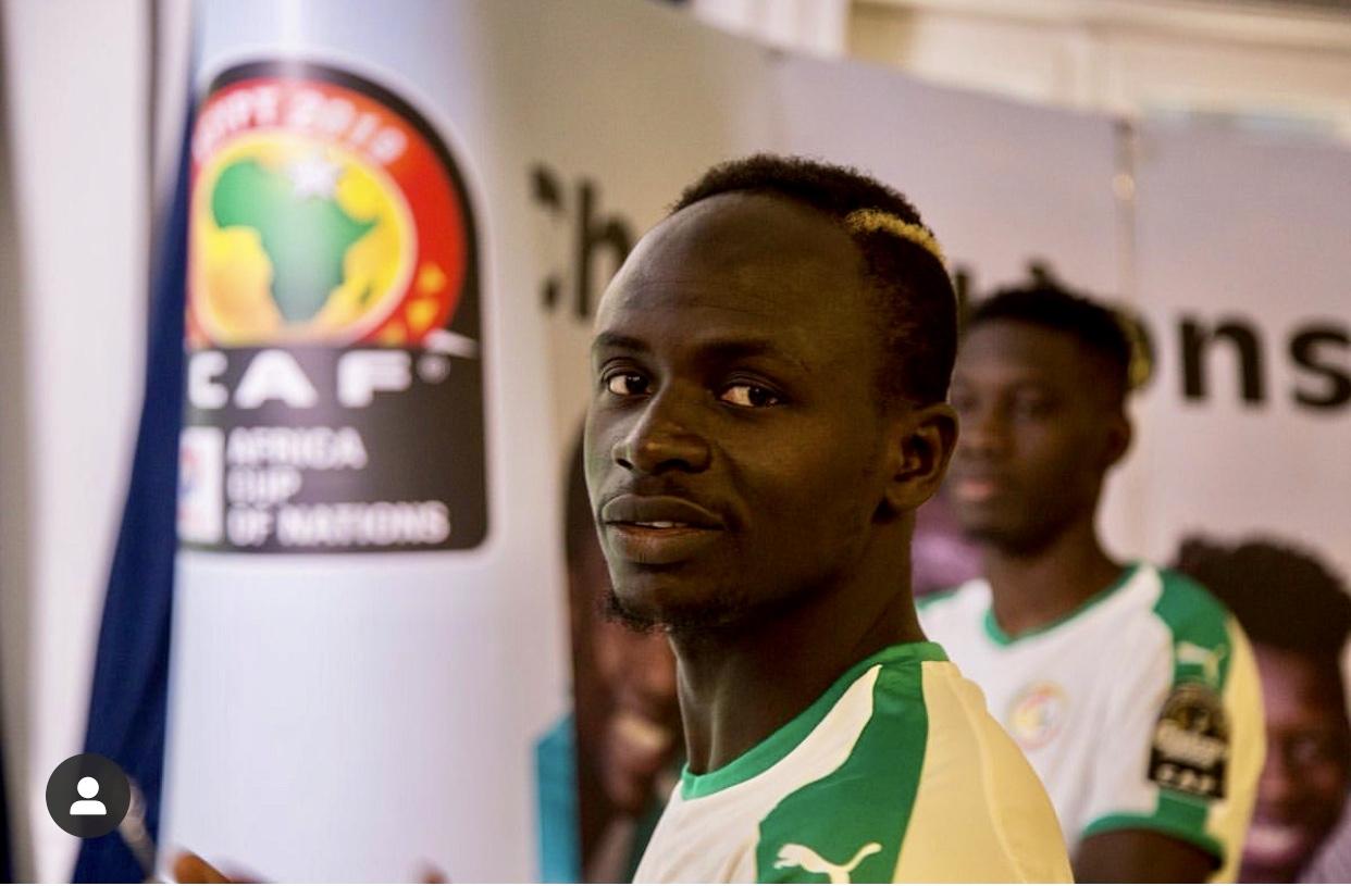 Sénégal-Tanzanie : Sadio Mané dans les tribunes