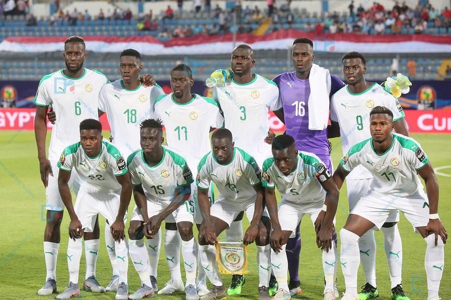 CAN 2019 : Le Sénégal mène 1-0 face à la Tanzanie à la mi-temps