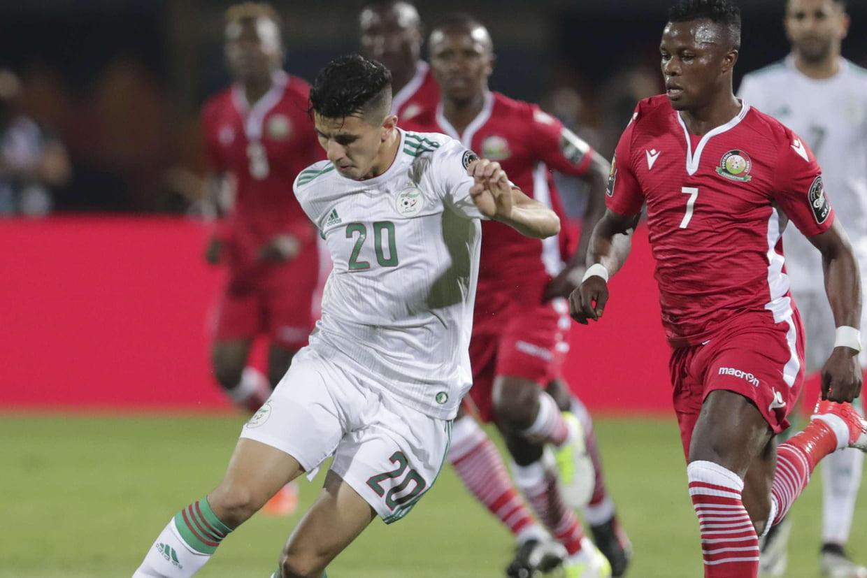 CAN 2019 / Groupe C : L'Algérie signe une entrée convaincante face au Kenya battu (2-0)