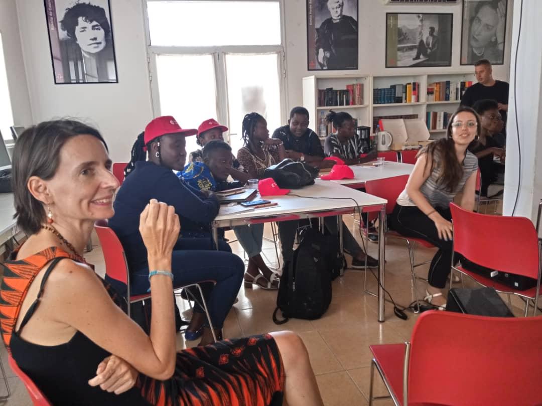 ART VISUEL : « Le Parlement de Femmes d'Afrique »