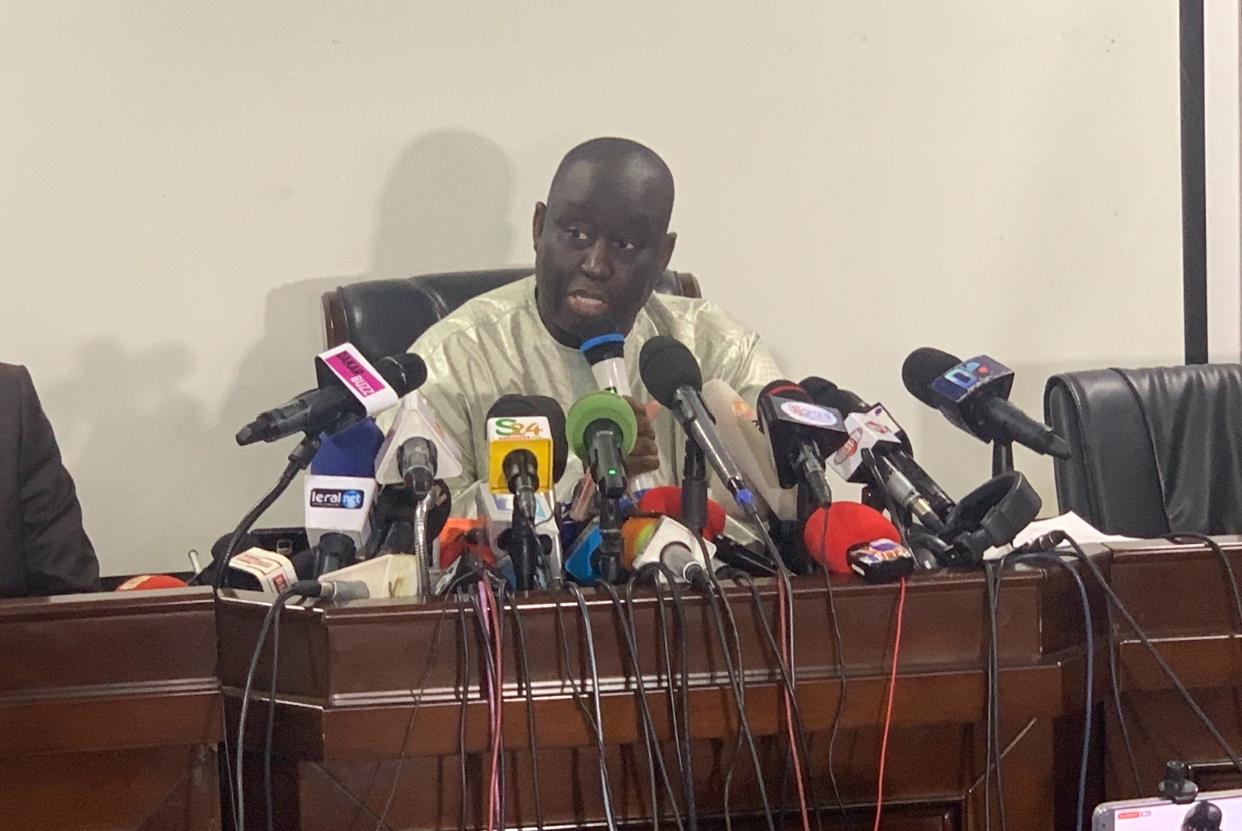 Mairie de Guédiawaye : Aliou Sall face à la presse cet après-midi à 15h