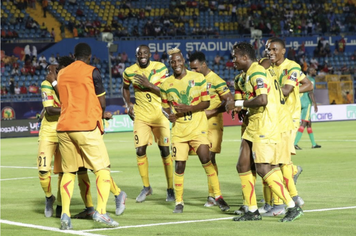 CAN 2019 : Le Mali corrige La Mauritanie (4-1)