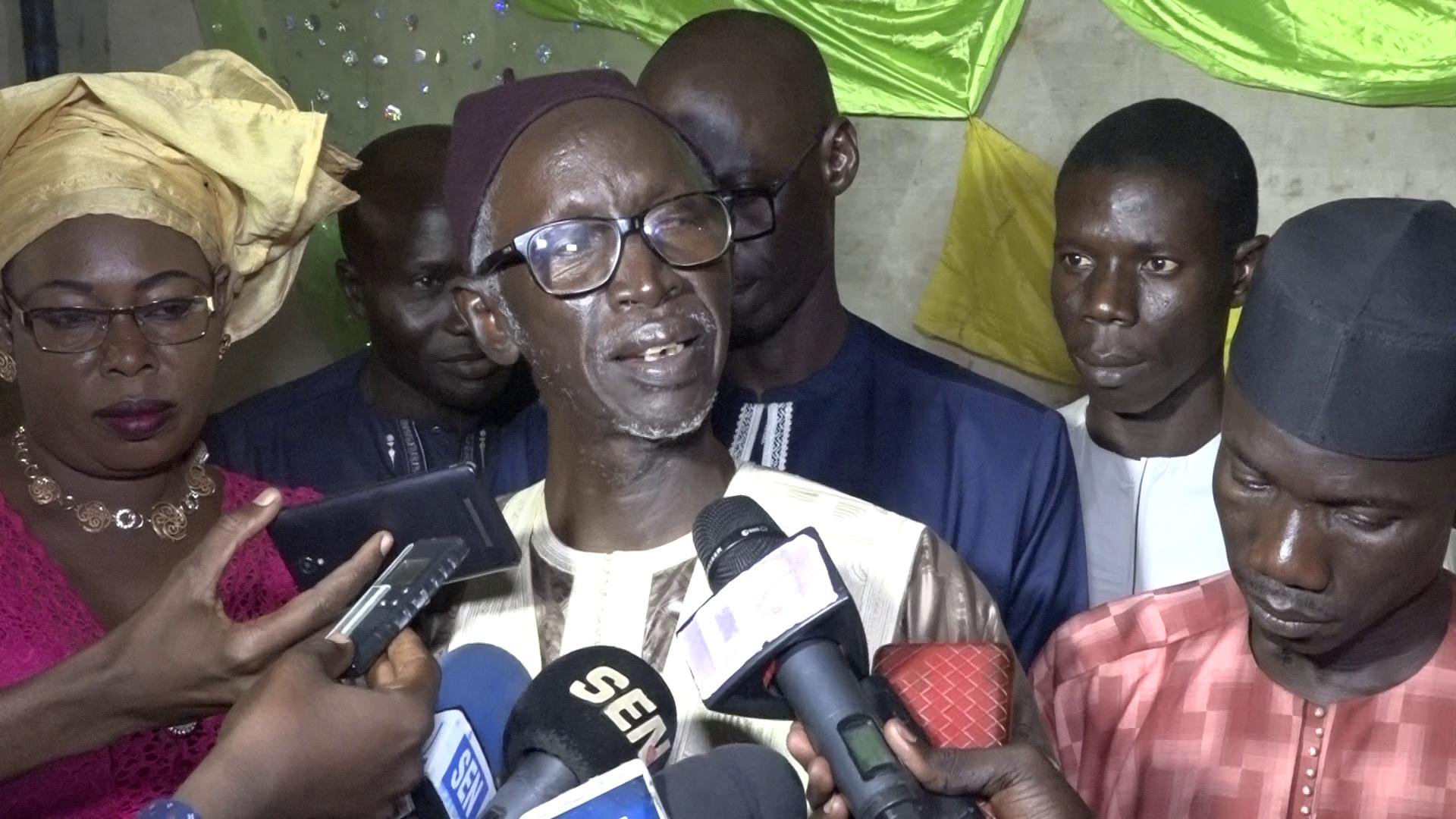 HONORABLE MAGUETTE DIAKHATÉ : «En tant que leaders de l'Apr, notre silence dans l'affaire Aliou Sall est fumiste et méchant... À Mbacké comme ailleurs, tout le monde s'est tu!»