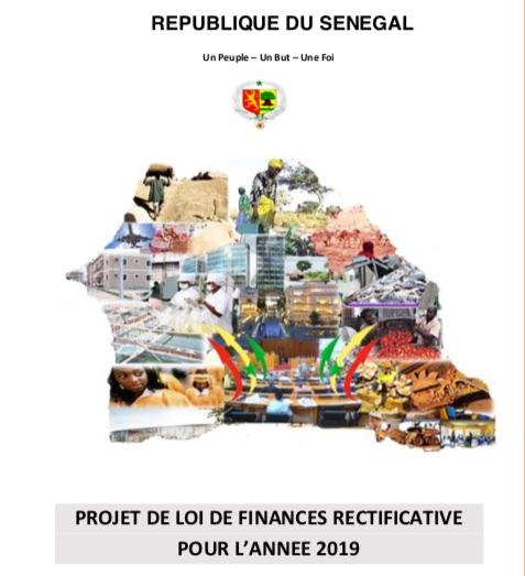 Budget du Sénégal : baisse des ressources de 4 071,77 à 3 988,63 milliards en 2019 (DOCUMENT)