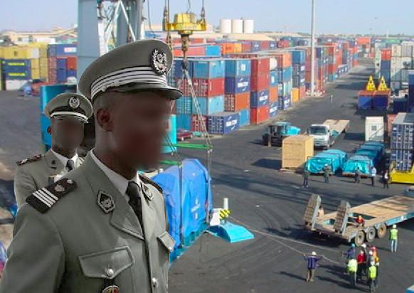 Môle 1 de Dakar Port : La Douane réalise la plus grosse saisie de drogue de l'histoire du Sénégal (238 Kg de Cocaïne)