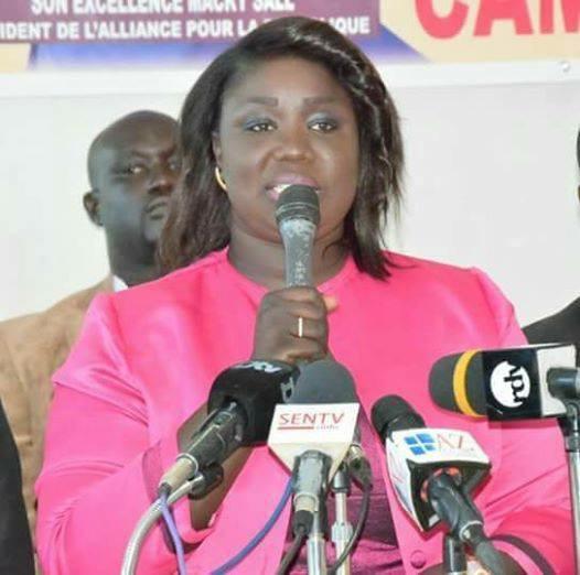Marième Thiam Babou : « Tous les combats politiques que j'ai eu à mener l'ont été de bonne foi… Je me réjouis de …»