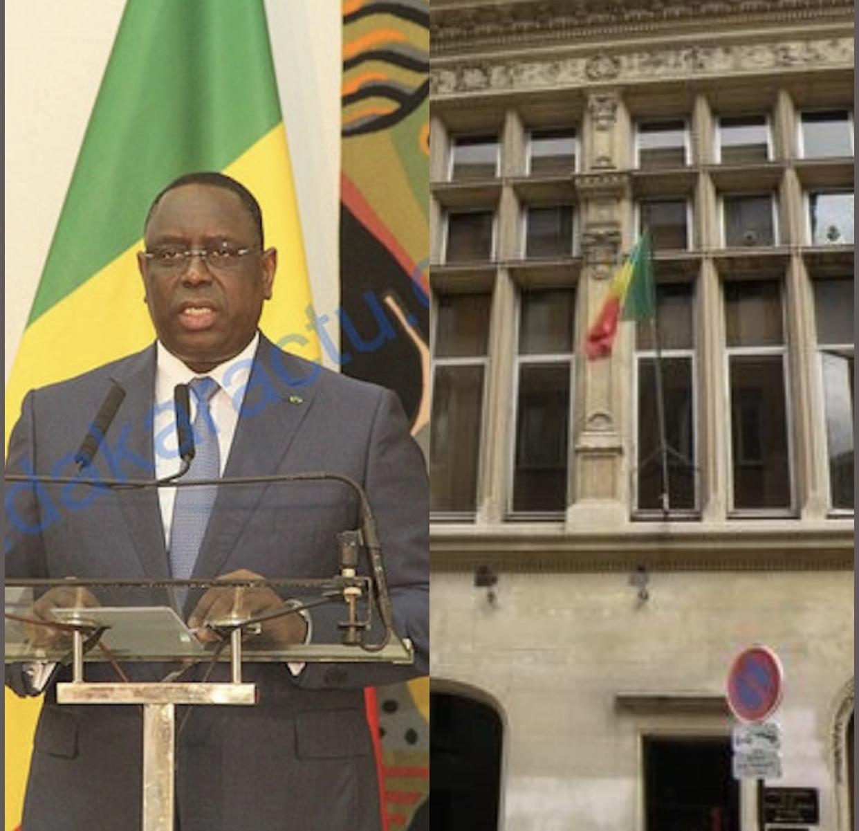 Macky Sall ferme les Consulats du Sénégal dans plusieurs pays étrangers.
