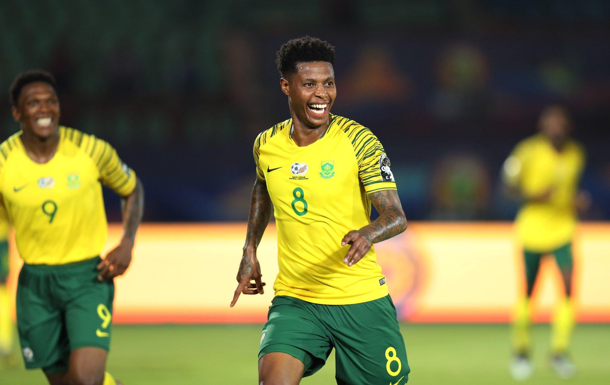 CAN 2019 / L'Afrique du Sud se relance en battant la Namibie 1-0
