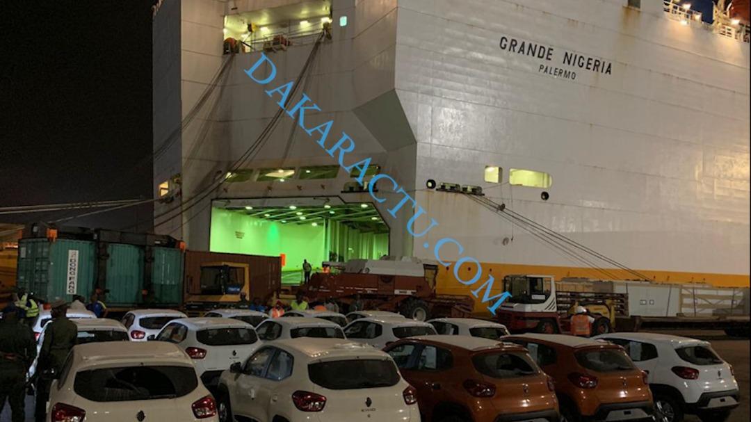 Saisie de 750 kg Cocaïne pure au port de Dakar : Le navire Grande Nigeria de Grimaldi mis sous scellé...
