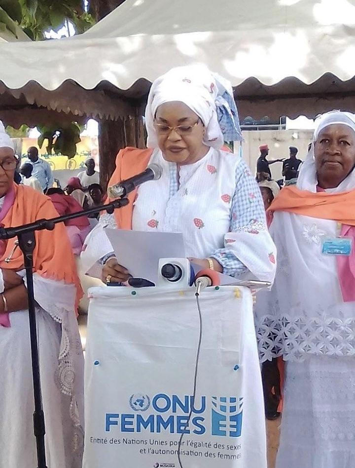 Tournée à Kolda de Ndèye Saly Diop Dieng, ministre de la femme, du genre et de la protection des enfants : « Nous devons avoir une nouvelle vision du financement des femmes… »