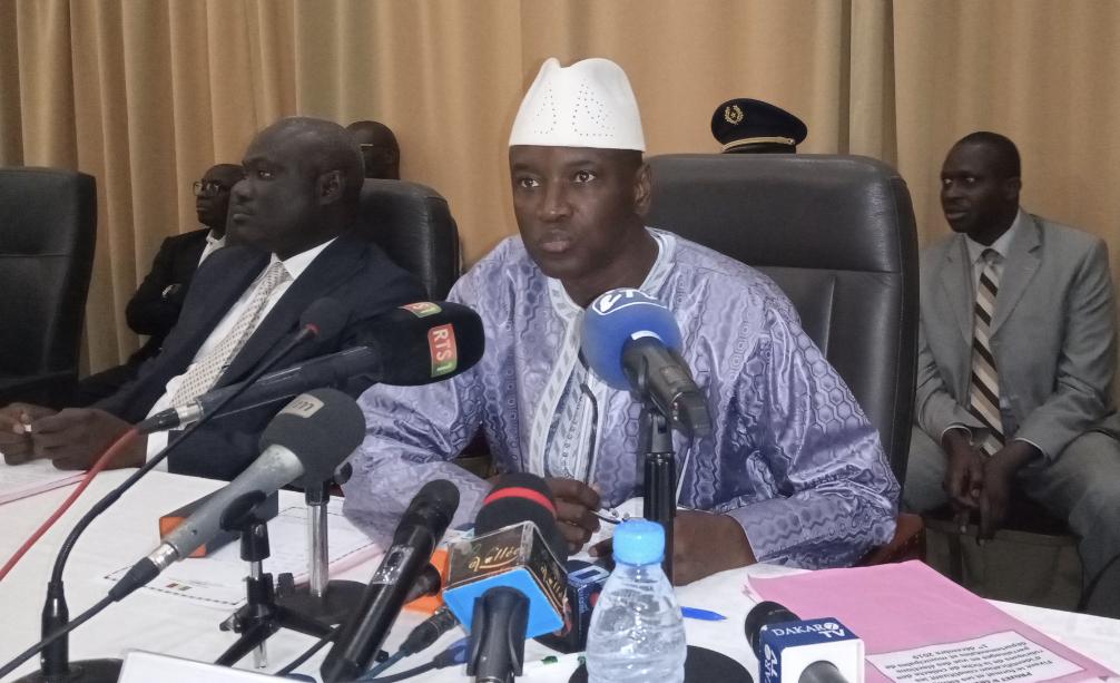 Montant de la caution pour les locales : «Il nous faut une recherche commune de consensus forts» (Aly Ngouille Ndiaye).