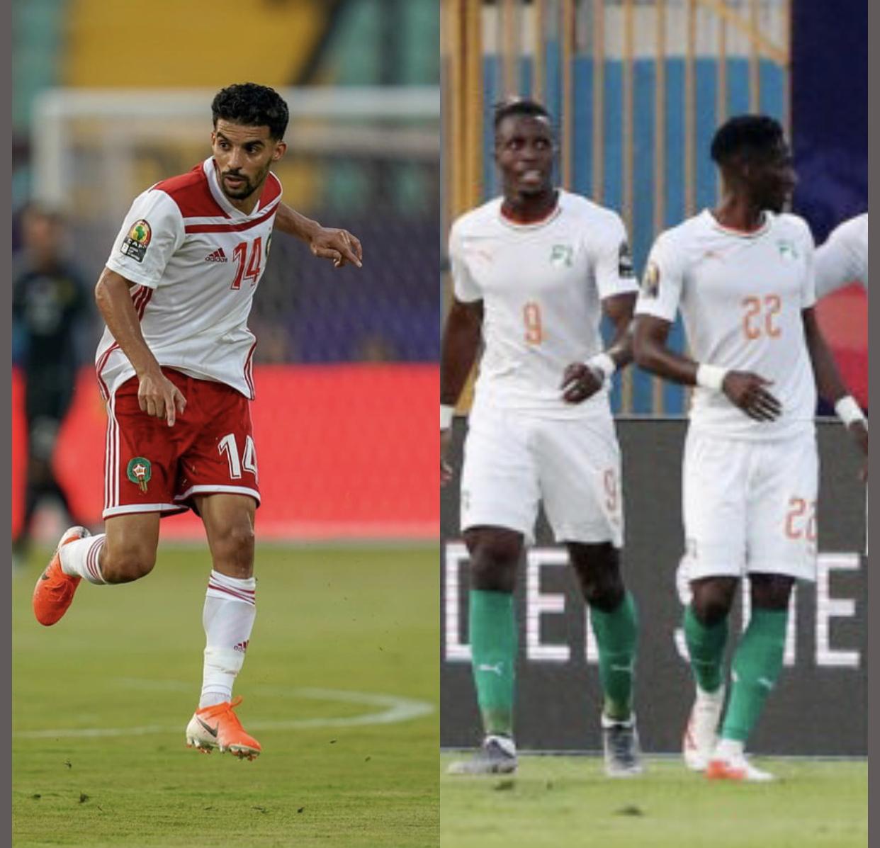 CAN 2019 : Boussoufa offre la victoire au Maroc (1-0) contre L'Afrique du sud, la Côte d'Ivoire écrase la Namibie (4-1)