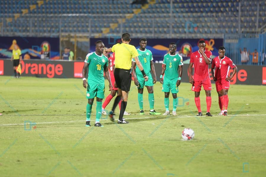 CAN 2019 : A la mi-temps, Sénégal et Kenya 0-0, Sadio Mané rate un penalty