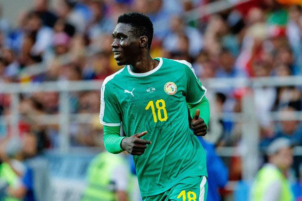 CAN 2019 / Kenya - Senegal : Ismaila Sarr ouvre le score pour les Lions.