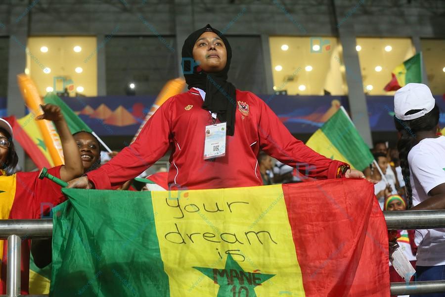 CAN 2019 / Revivez le match Sénégal-Kenya (3-0) en IMAGES