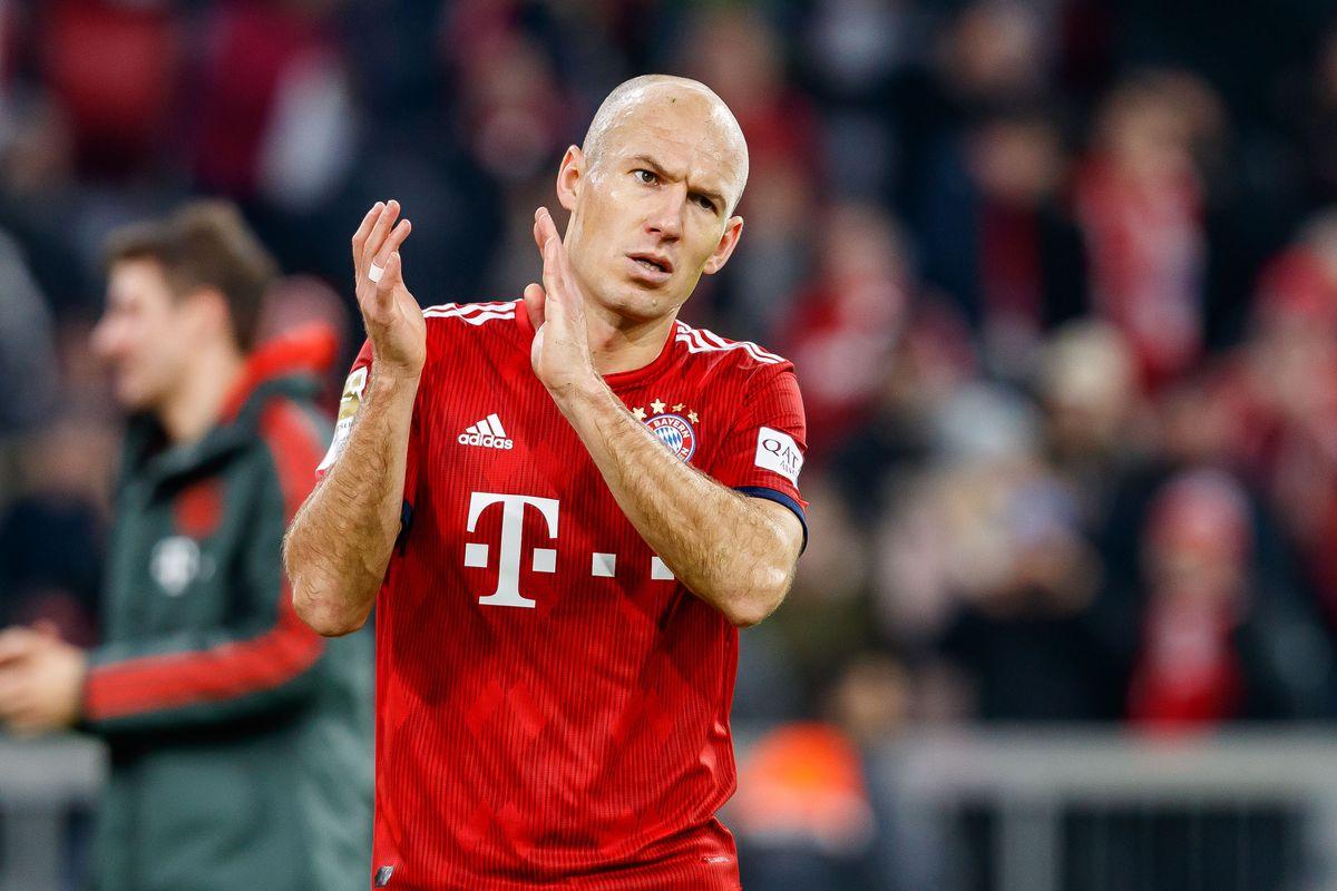 Robben, la fin d'une légende...