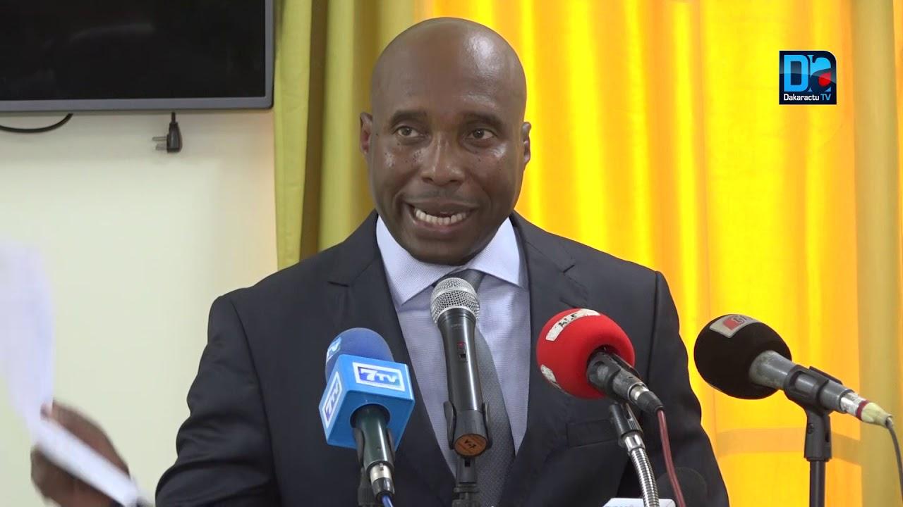 Barthélémy Dias sur la participation du Sénégal à la CAN : «Aucun pays ne s'est développé avec le football»
