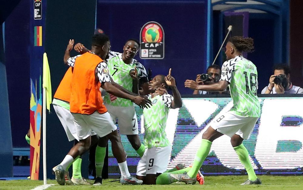 CAN 2019 / Huitièmes de finale : Le Cameroun, tenant du titre, éliminé par le Nigeria (2-3).