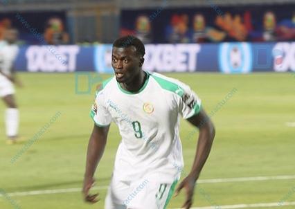 Equipe nationale : Il ne lui manque qu'un but... Mbaye se révèle être un élément précieux pour les Lions.