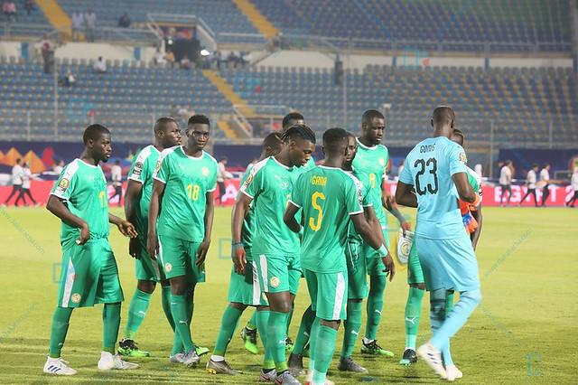 1/4 finale CAN 2019 / Sénégal-Bénin : 0-0, à la mi-temps