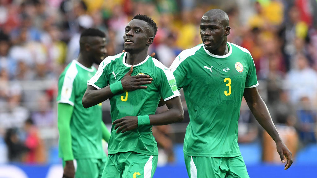 CAN 2019 : Idrissa Gana Guèye ouvre le score pour le Sénégal face au Bénin