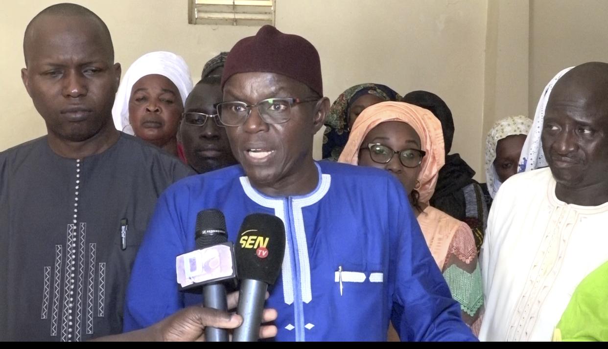 Moussa Sakho (Ancien ministre)  : «Nous demandons à l'État de renforcer la capacité financière du Conseil départemental de Mbacké...»