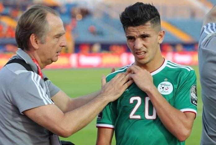 CAN 2019 / Algérie : Youcef Atal et Feghouli forfaits contre le Nigeria en demi-finale