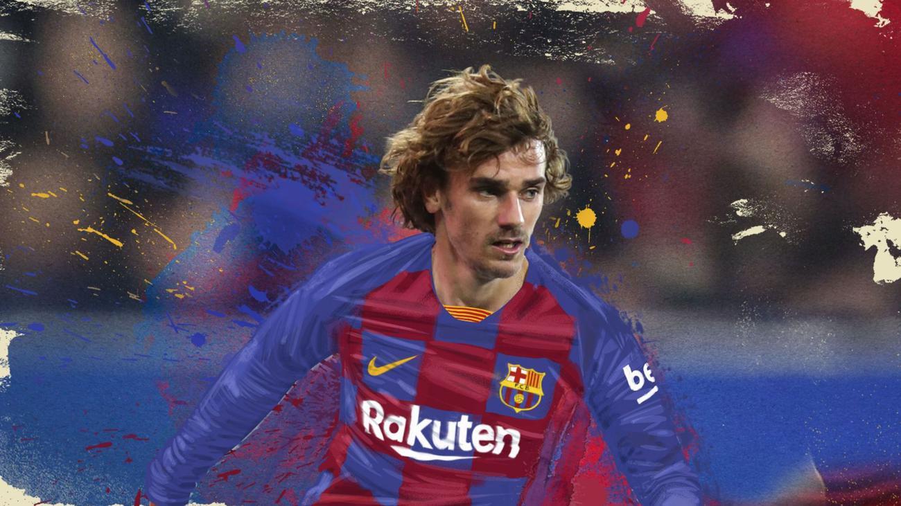 Mercato : Griezmann au Barça ! (officiel)