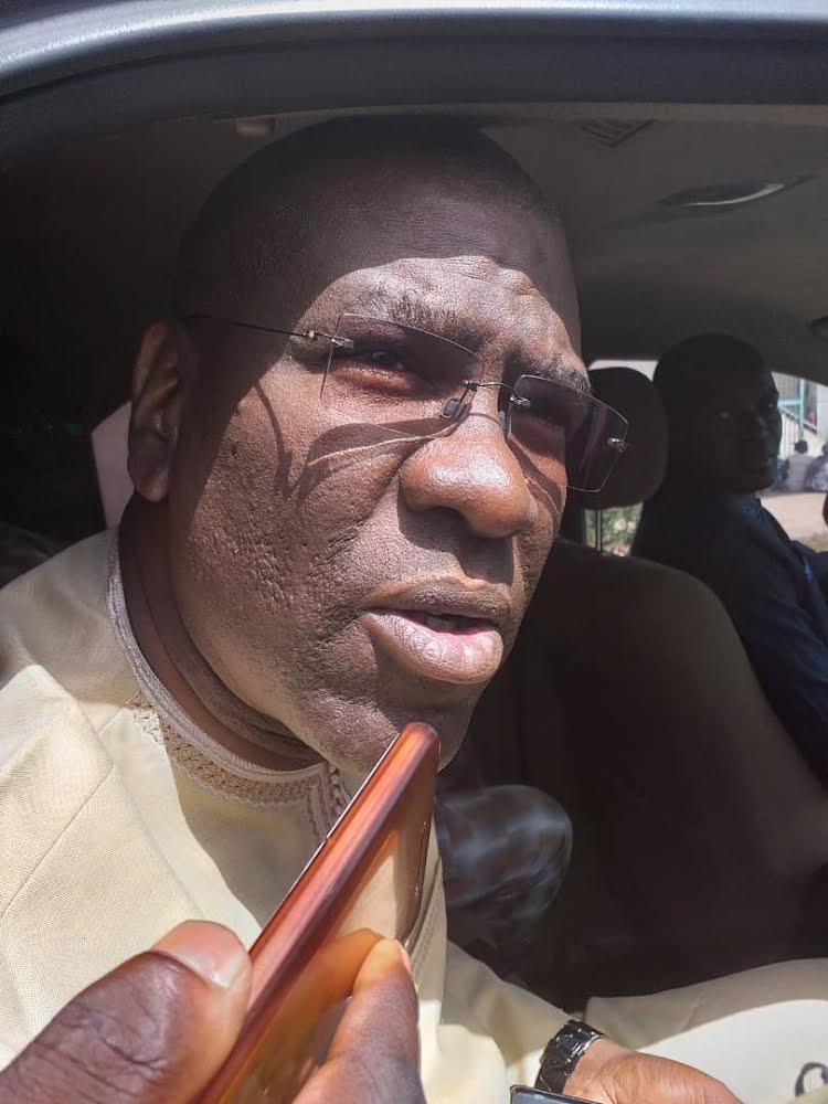 AGRITRANS : «J'ai été administrateur (...) et pendant toute la période où j'ai été gérant, il n'y a eu aucune activité qu'Agritrans a effectuée, ni au Sénégal, ni ailleurs» (Abdoulaye THIMBO)