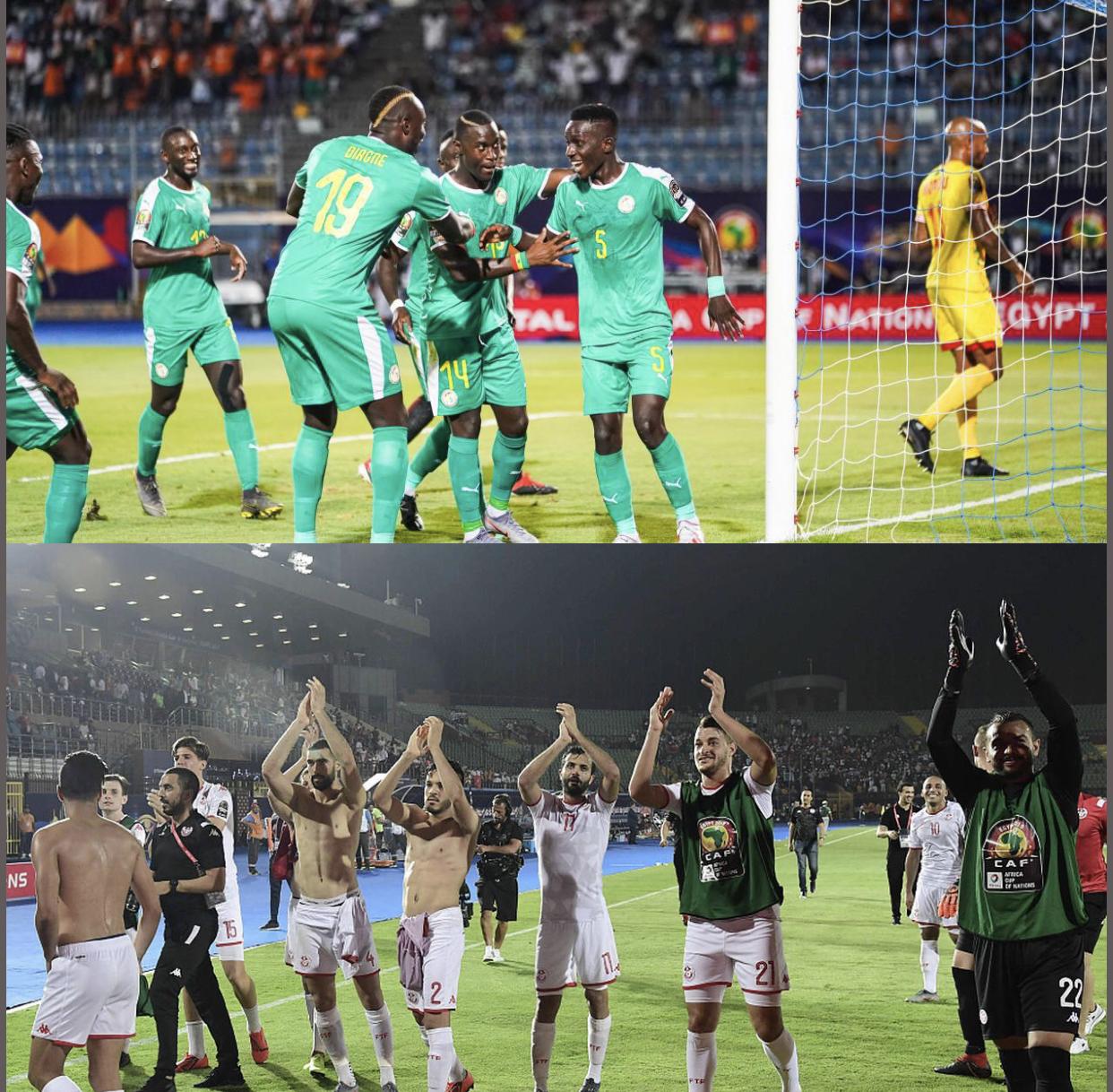 """CAN 2019 / Historique des chocs Sénégal - Tunisie : Duels équilibrés entre """"Lions"""" et """"Aigles"""", 3 nuls et une victoire de chaque côté"""