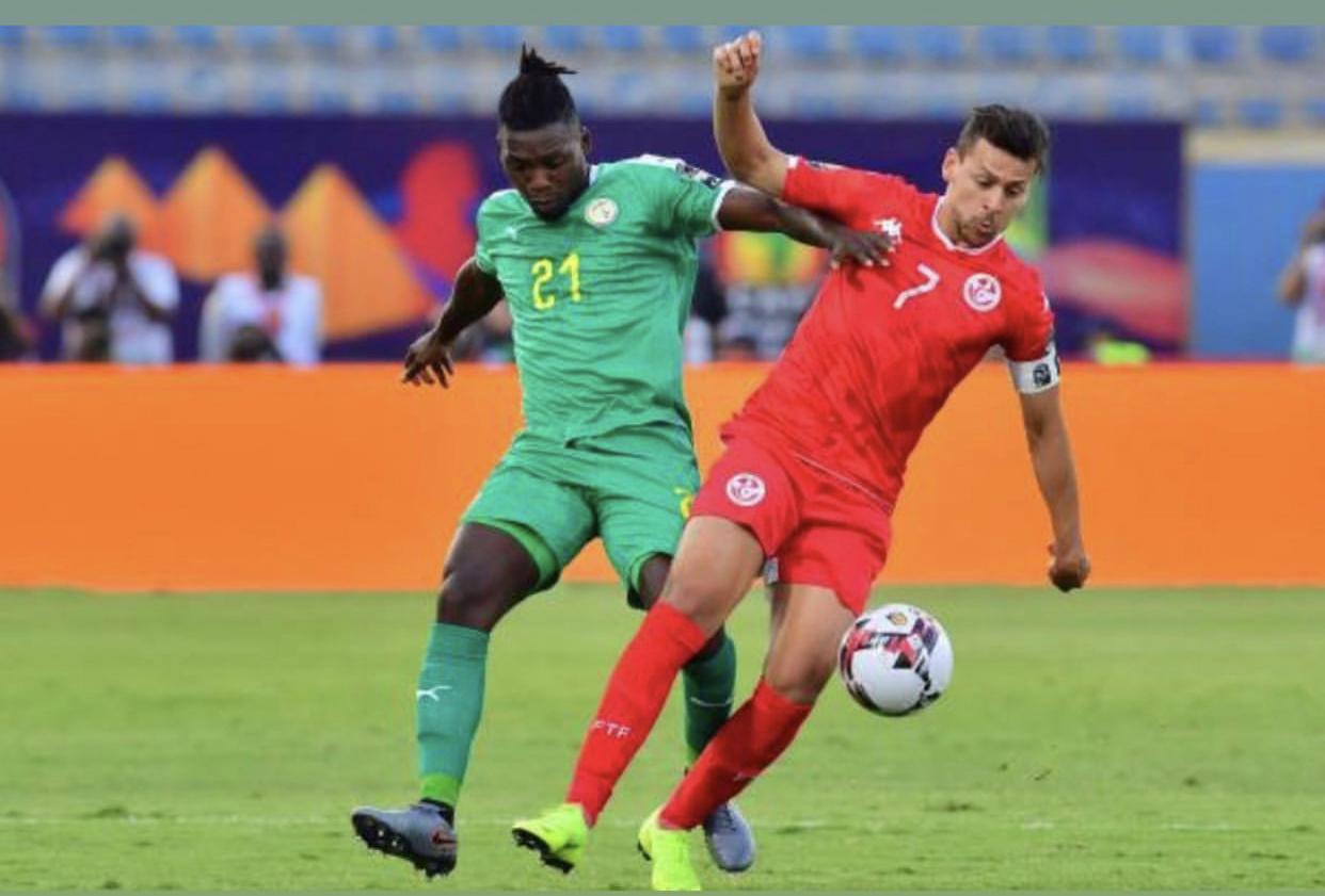 1/2 finale CAN 2019 : Sénégal/Tunisie (0-0) à la mi-temps