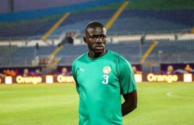 Le recours gracieux de la FSF rejeté par la CAF : Kalidou Koulibaly ne jouera pas la finale de la CAN 2019