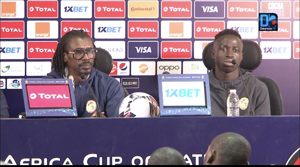 CAN 2019 : Les Lions ont retenu la leçon de la défaite contre l'Algérie en phases de poule