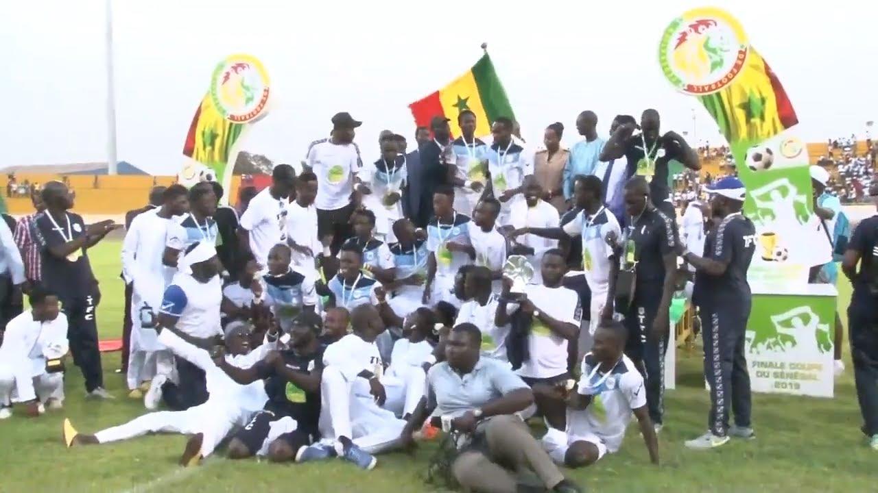 Déclaration du Comité Directeur de Teungueth FC : TFC n'ira pas en Afrique.
