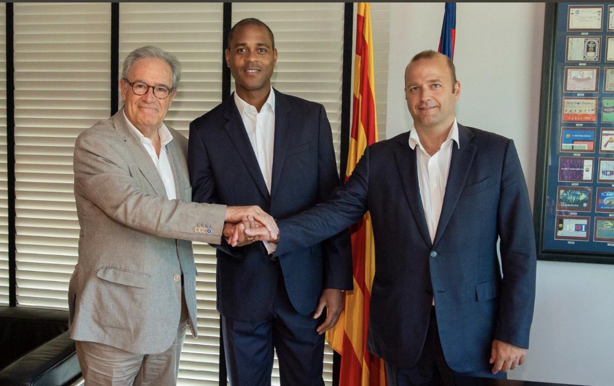 Barça : Kluivert effectue son retour (officiel)