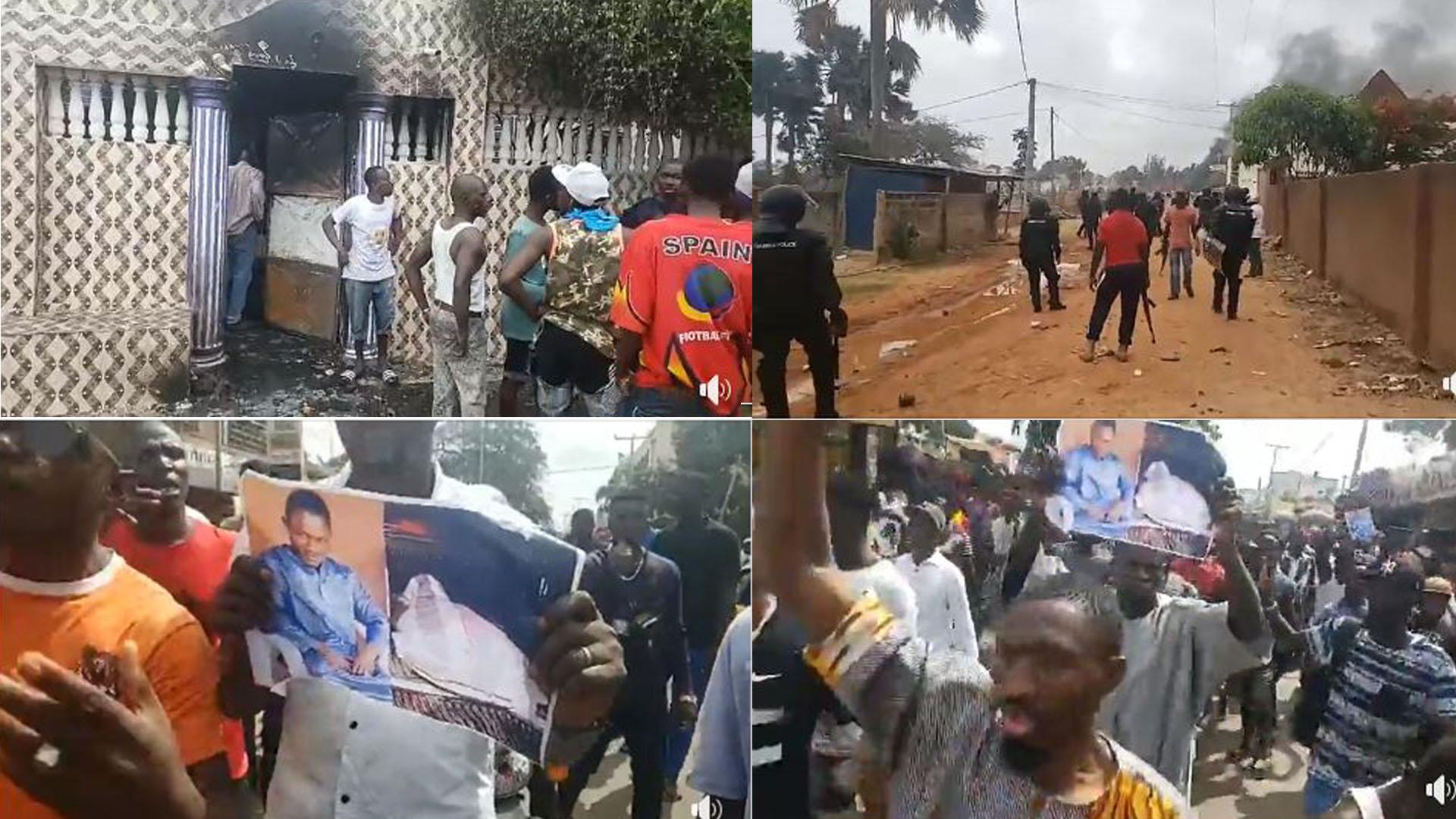 Serekunda / Meurtre du commerçant Ousmane Darboe : La Police ouvre une enquête